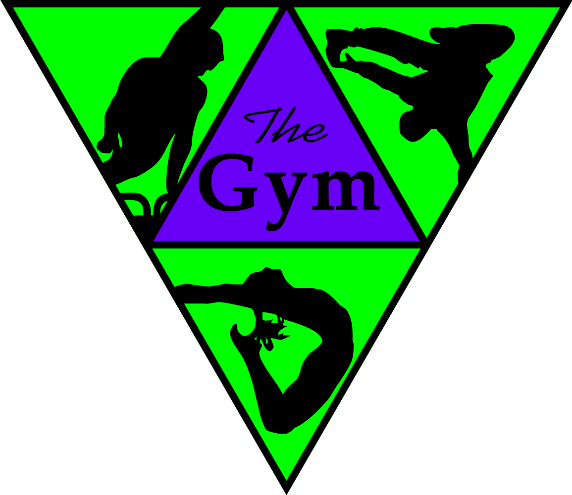TheGymNC Logo